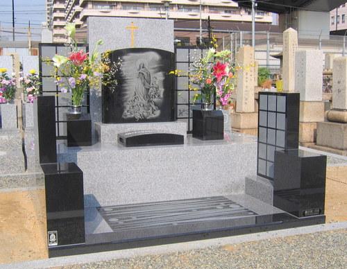 小スペースでも建立可能な永代供養墓 [大阪市設南霊園]