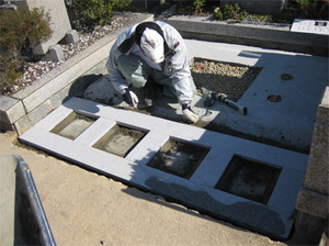 神戸・兵庫のお墓・墓石の価格・値段はいくら?(6)お墓のデザインや構造で値段が変わる