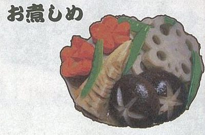 お正月料理「おせち」の由来③