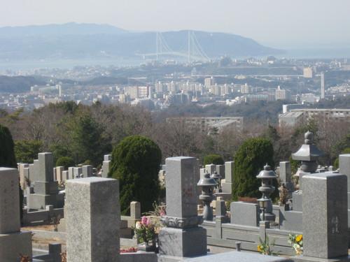神戸市立墓園/2012年「春のお彼岸」墓参のお知らせ