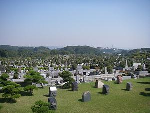 3.霊園内における石材店の序列