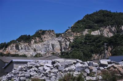 4.庵治石の産地と歴史