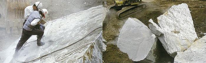 7.庵治石の鉱物鮮度