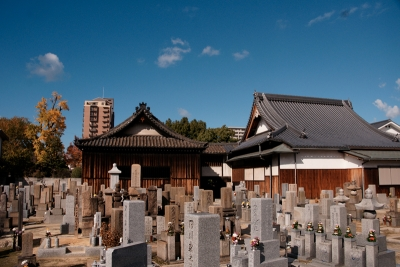 3.墓地の種類と場所で選ぶ【その3】寺院墓地