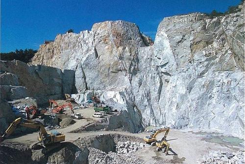 4.理想は石材産地の近くで加工するのがベスト!
