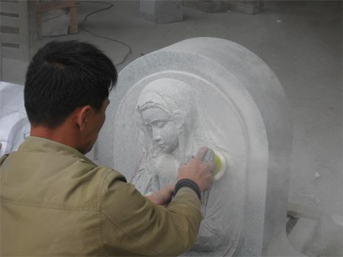 浮彫り彫刻