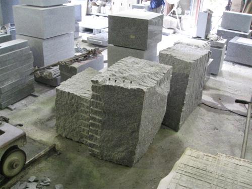 5.日本と中国の墓石加工方法の大きな違い!