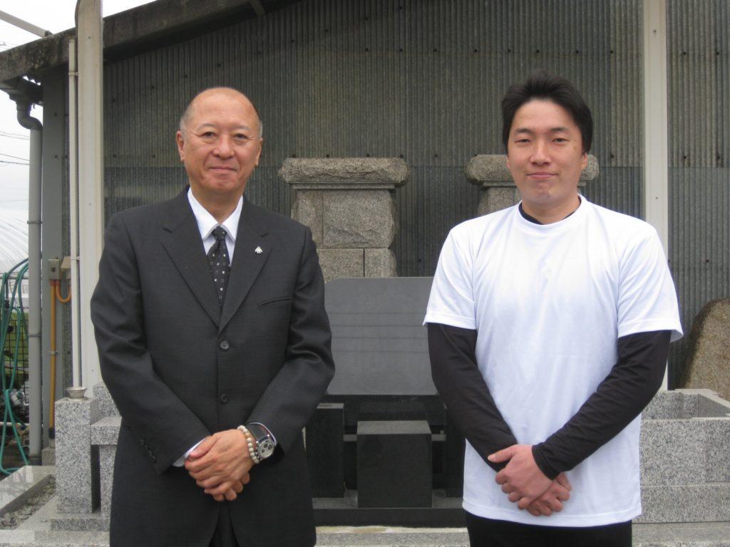 江川修さんと