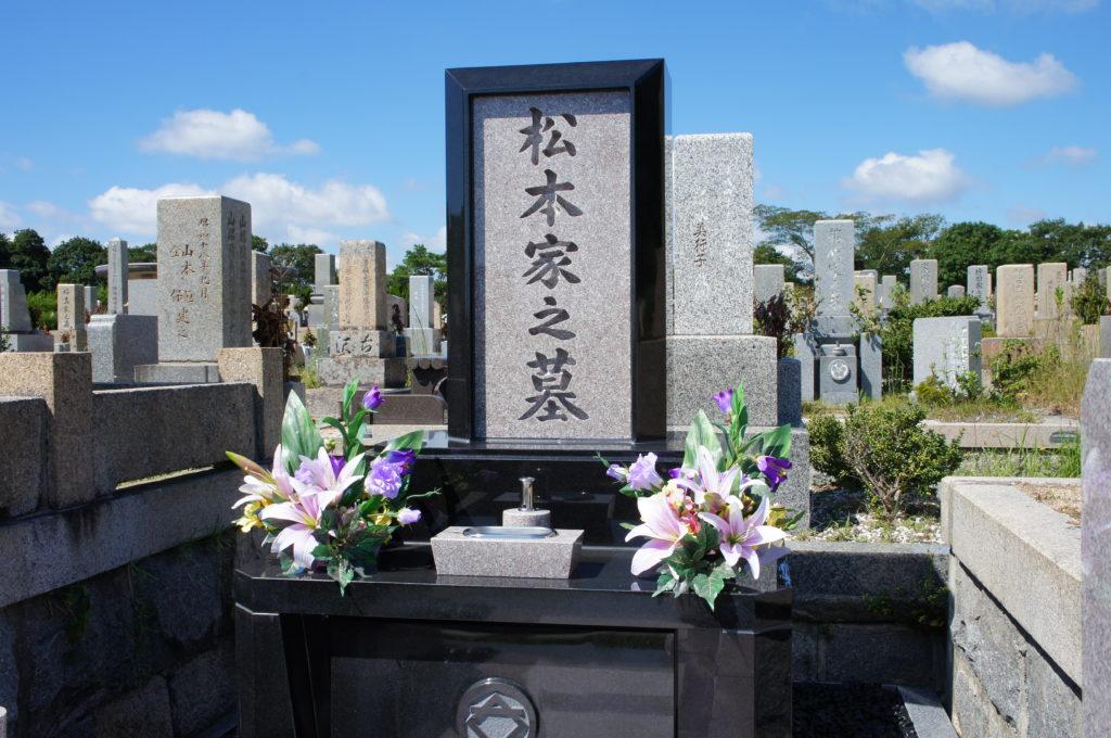 究極のデザイン墓石「カーサメモリア」