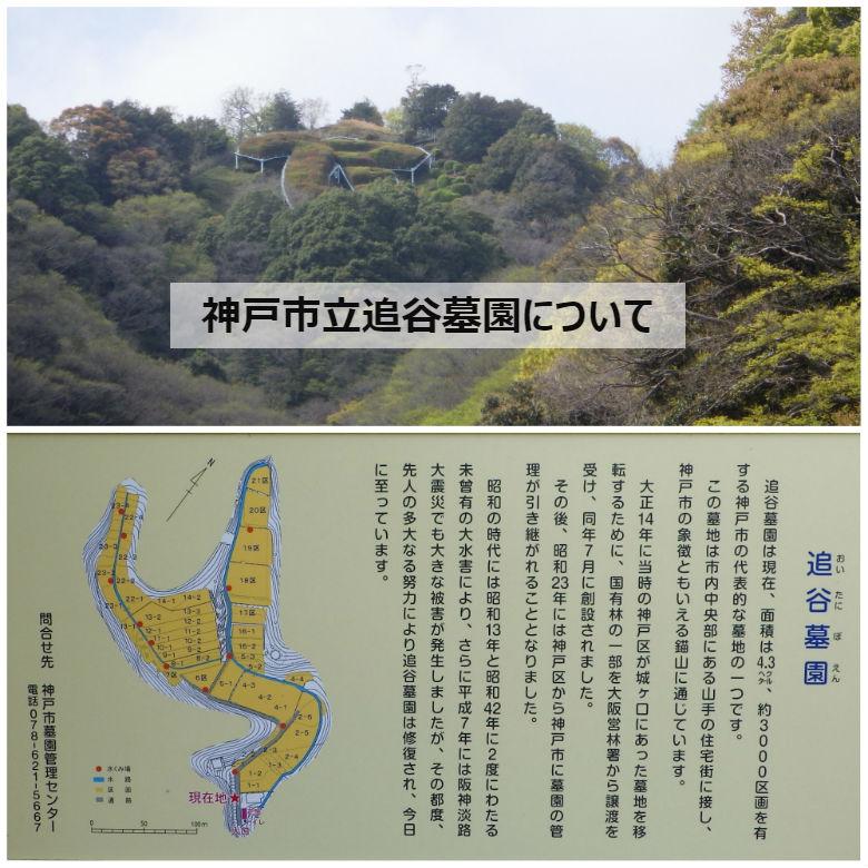 神戸市立追谷墓園について